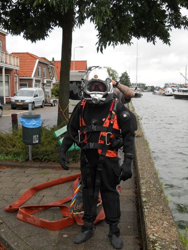 Duiker nabij Leiden